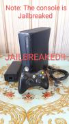 Jaillbreaked Xbox 360