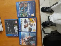 PS4 CDs