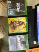 Xbox one with Kinect plus games