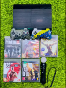 Ps3 500gb available for sale