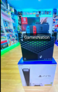 ALL GAMING CONSOLES AND ACCESSORIES