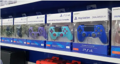 Ps4 controllers all original used and new