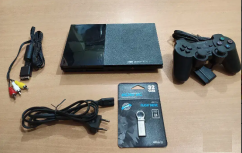 PS2 32 GB WITH 20 GAME