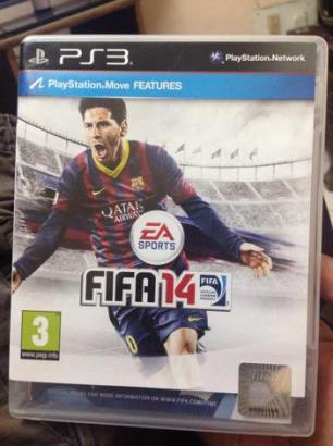 Fifa 14 for PS3 Game