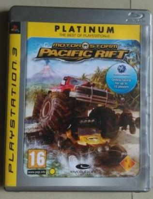 Pacific Rift Game for PS3