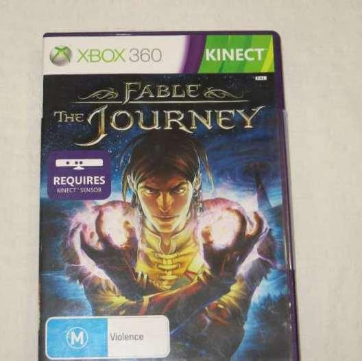 Let the magic begin- Fable for kinect