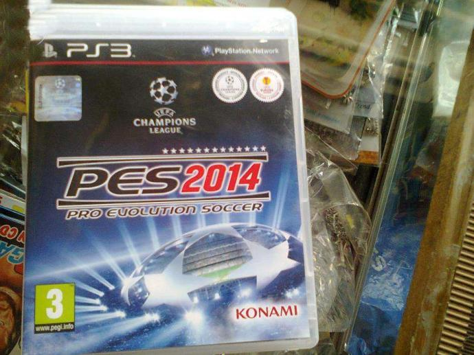 Pes 2014 For sale