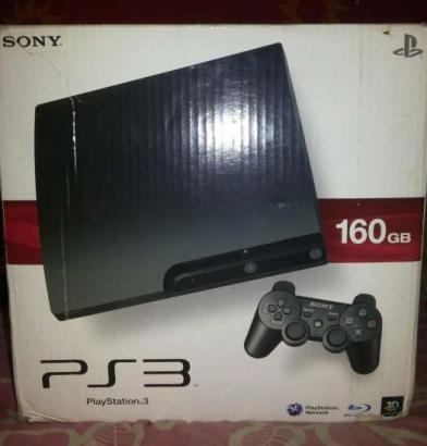 Sony Playstation 3 with games