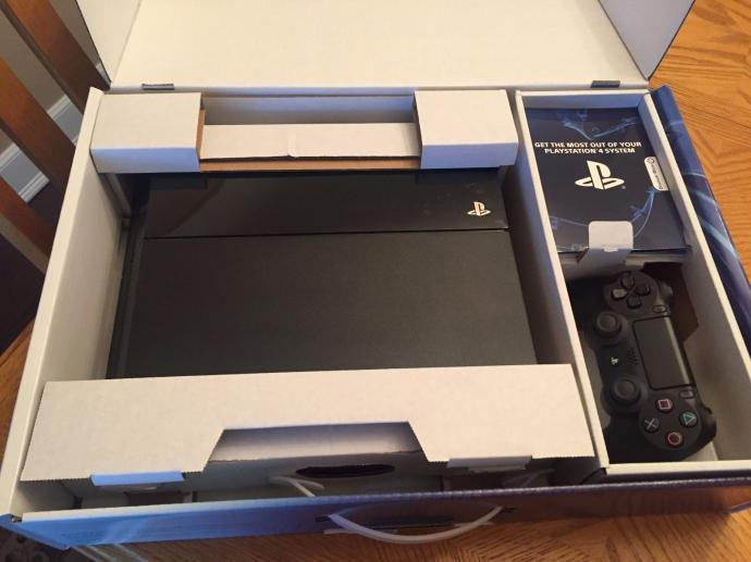 Brand New PLay Station 4 For Sale