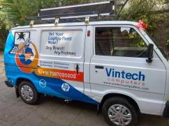 Vintech Computers Launches Service on Wheels Initiative in Hyderabad