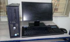 Desktop In Throw Away Price Available