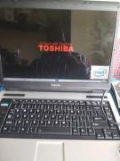 Used Toshiba laptop