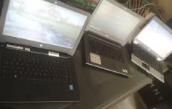 Hp 240 Intel i3 5th generation 4gb/500gb/wifi/webcam/3-4hrs. bat