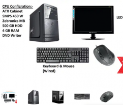 NEW DESKTOP COMPUTER WITH 1 YR WARRANTY (Cash on Delivery)