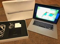 Apple MacBook Pro MGXA2LLA 15Inch Laptop