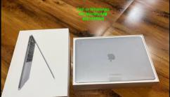 Apple MacBook Touch Bar 2019/20 Box Pack