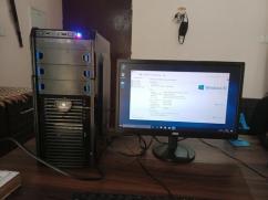 i5 Desktop Computer for Sale with 19 LED