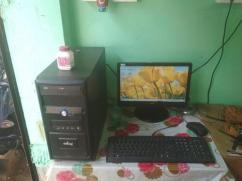 Desktop HD 500GB Ram 2GB