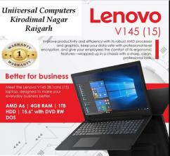 Lenovo V145-15ASTU New laptop