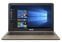 Asus APU Dual Core E1 E1-6010 - (4 GB/500 GB HDD/Windows 10 Home) X540YA-XO547T