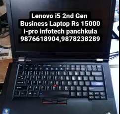 Lenovo ThinkPad Business Laptop i5 2nd gen
