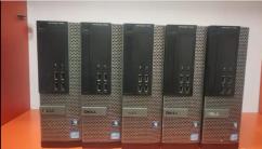 Dell Desktop optiplex 3040 core i5 16 gb ram 500 hdd 1 yr co warranty