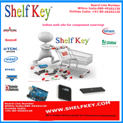 Buy Electronics Components Online in India -Shelfkey