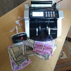 Cash counting Machine with Facke Note Deducting Machine in chennai