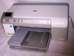 Branded HP Colorful Printer In Superb Condition
