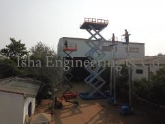 Scissor Lift - Hydraulic Scissor Lift Manufacturers in India