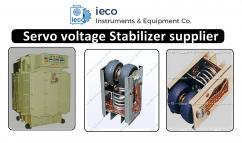 Servo voltage Stabilizer manufacturer and supplier India