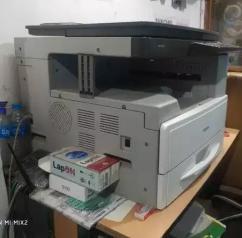 Ricoh xerox machine