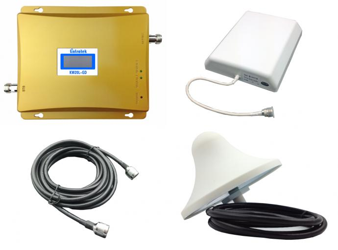 mobile network solution 900mhz 1800mhz repeater signal dual band signal repeater