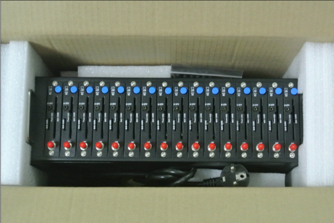 Multi recharge modem 16 port siemens
