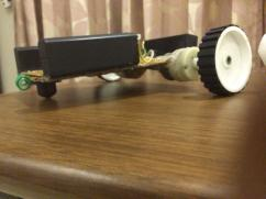 electronics project - Wireless Remote Car (rechargeable)