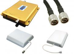 Dual Band High Network Mobile Signal Booster  1000Sqf
