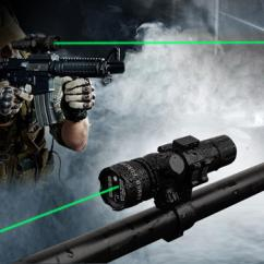 Green / Red Laser Sight 20mW