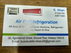 AIR COOL REFRIGERATION