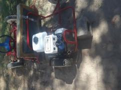 go-kart looking to trade for a four wheeler