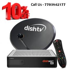 Book your New DTH Connection Online at Low Prices