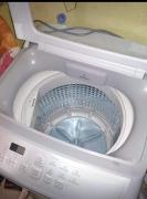 Excellent working washing machine