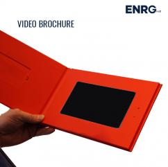 LCD Video Brochures ENRG Price 2400 New Delhi