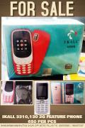 IKALL K3310 310 FOUR DIFFERENT MODELS  800 2G 3G  PHONES