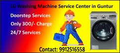 LG WASHING MACHINE REPAIR AND SERVICES IN GUNTUR