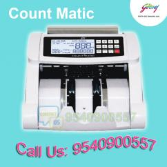 GODREJ NOTE COUNTING MACHINE IN GURGAON