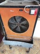Used cooler with new fan motor and stand