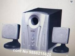 Intex Speakers like home theater with FM