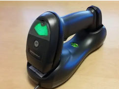 Zebra/ Motorola Symbol Wireless Barcode Scanner