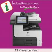 Printer Available on Rent in Mumbai & NaviMumbai
