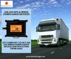 Best AIS 140 IRNSS Vehicle Tracking Device in India - BlackBox GPS
